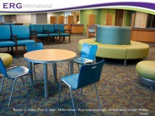 Roxby lounge / Geometra table