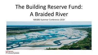 Maximizing Resources Through Braided Funding