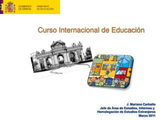 Curso Internacional de Educación