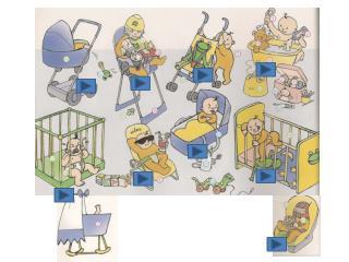 de kinderwagen