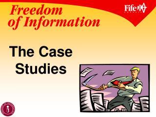 The Case Studies