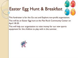 Easter Egg Hunt & Breakfast