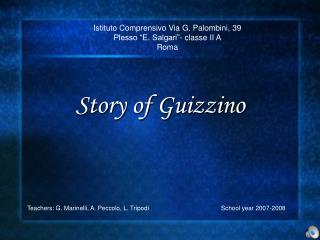 Istituto Comprensivo Via G. Palombini, 39 Plesso �E. Salgari�- classe II A Roma