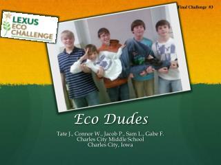 Eco Dudes