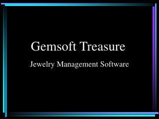 Gemsoft Treasure