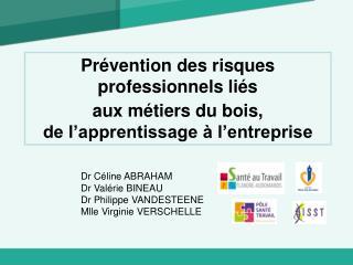Prévention des risques professionnels liés