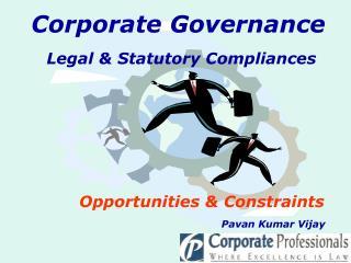 Legal  Statutory Compliances