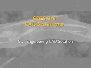 CECS  2.0 CAD Solutions