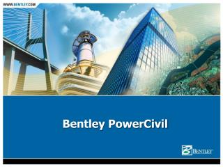 Bentley PowerCivil
