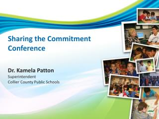 Sharing the Commitment Conference