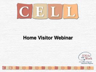Home Visitor  Webinar