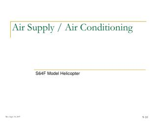 Air Supply / Air Conditioning