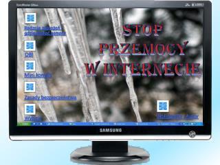 Stop przemocy  w Internecie
