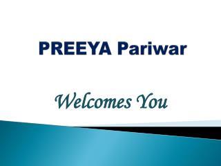 PREEYA Pariwar