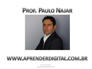 Prof. Paulo  Najar
