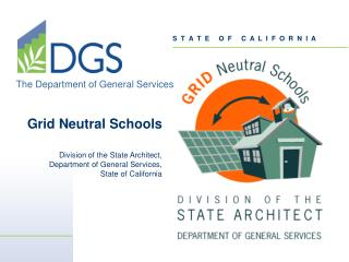 Grid Neutral Schools