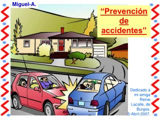 """Prevención de accidentes"""