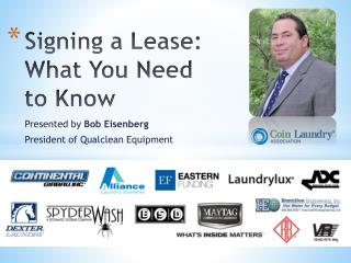 Signing a Lease: What You Need  to Know