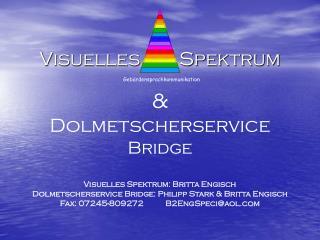Visuelles        Spektrum