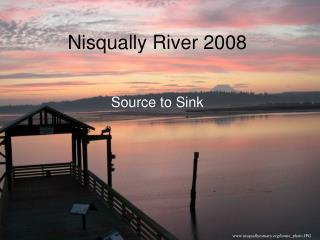 Nisqually River 2008