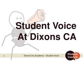 Student Voice At Dixons CA