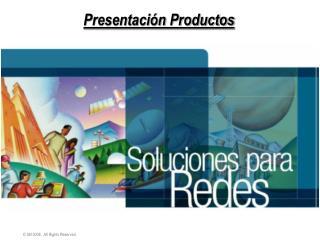 Presentación Productos