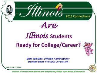 Are Illinois   Students Ready for College/Career?