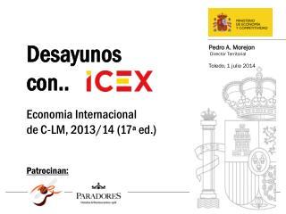 Economia Internacional  de C-LM, 2013/14 (17ª ed.)
