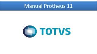 Manual Protheus 11