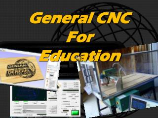 General CNC For Education