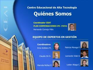 Centro Educacional de Alta Tecnología