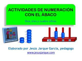 Elaborado por Jesús  Jarque  García, pedagogo jesusjarque