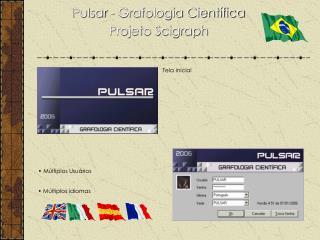 Pulsar - Grafologia Científica Projeto Scigraph