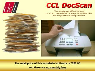 The retail price of this wonderful software is £282.00 and there are  no monthly fees