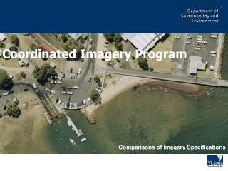 Coordinated Imagery Program