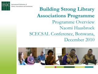 An introduction to IFLA