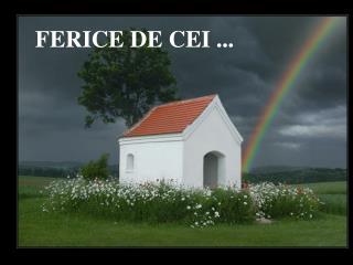 FERICE DE CEI ...