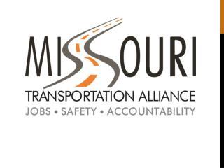 Missouri Transportation Alliance ( MoTA )