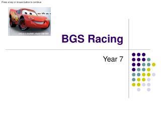 BGS Racing