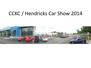 CCKC / Hendricks Car Show 2014