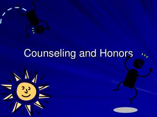 Counseling and Honors