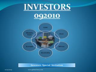 INVESTORS 092010