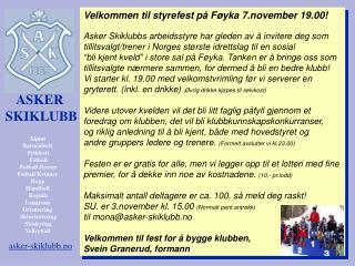 asker-skiklubb.no