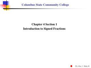 Columbus State Community College