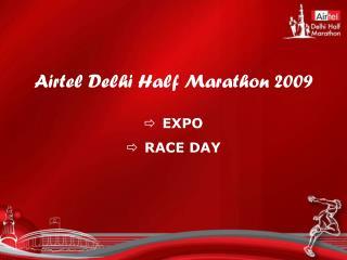 Airtel Delhi Half Marathon 2009