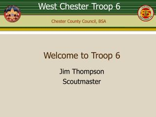 Welcome to Troop 6