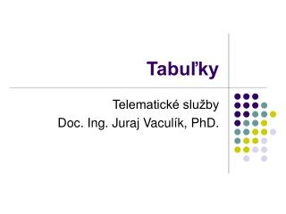 Tabu?ky