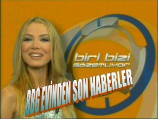 BBG EVİNDEN SON HABERLER