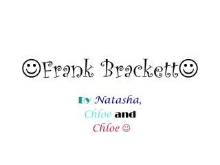  Frank Brackett 