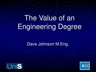 The Value of an Engineering Degree